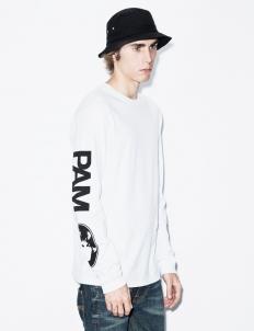 White Handmaiden L/S T-Shirt