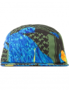 Olive Shemagh Cap