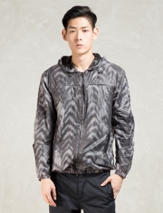 Black Herring Windbreaker