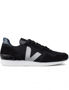 Black Holiday Low Top Sneakers