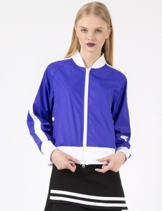 Blue Footy Girl Problem Jacket