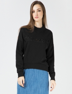 Black  Laser Sweater