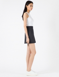 Dark Navy Mabel Skirt