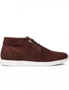 Maroon Prati Shoes
