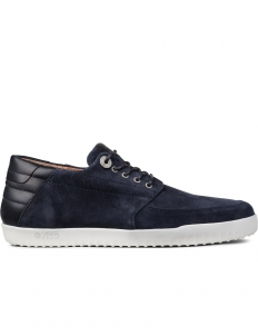 Navy Bowery Shoes