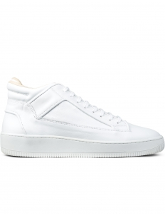 White Mid Top 2 Sneakers