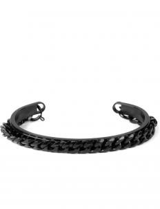 Black Black Trinity 3 X 1 Cuff Bracelet