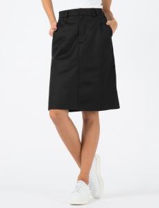 HYKE x Adidas Originals Black Hyke Rock Skirt