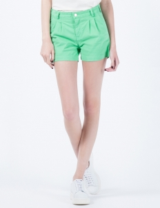 Green Casual LIV Short