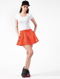 Orange Striker Skirt
