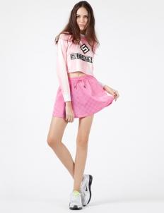 Pink Striker Skirt