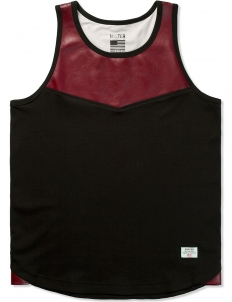 Wine Hide Tank Top