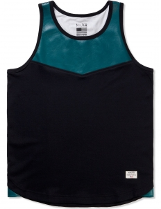 Turquoise Hide Tank Top