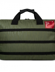 Pine Camo  x Supremebeing Overnight Bag w/ Travel Pouch, Laptop Sleeve & Cable Bag