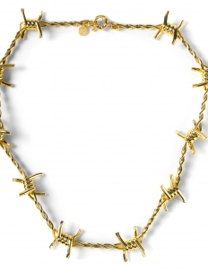 Gold Classic Chain 3 Necklace