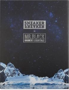 "Sneaker Freaker x Mr. Black ""Midnight Express"" Box Set"