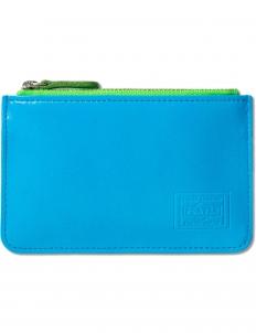 Neon Blue Coin Case