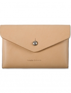 Natural One Piece Card Case