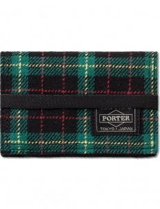 Green Lesson Band Card Case
