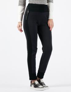 Black Plutis Sweatpants