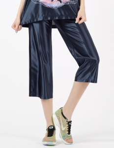 Navy Beautiful Trousers