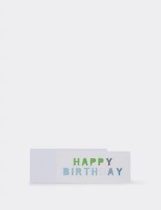 Happy Birthday 2 Greeting Card