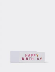 Happy Birthday 4 Greeting Card