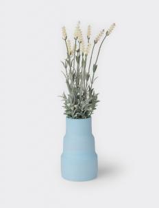 Baby Blue Athene Ceramic Vase