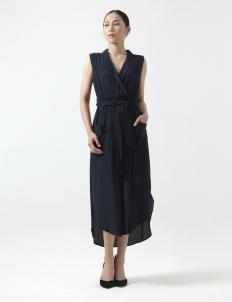 Navy Ivy Dress