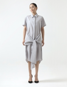 Grey Callista Dress