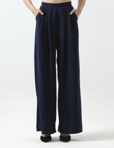 Navy Addison Pants