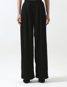 Black Addison Pants