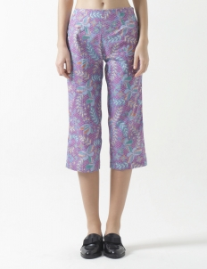 Odie Pipe Pants in Purple