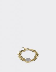 Druzy Petunia Bracelet