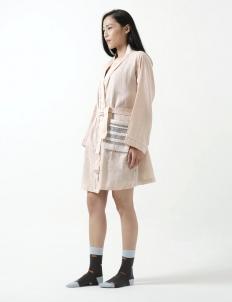 Peach Ichigo Kimono