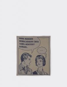 Seri Komik Romantis Cinta Tea Towel