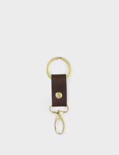 201 Brown Key Chain