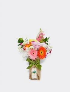 Vivid Garden Bouquet Flower