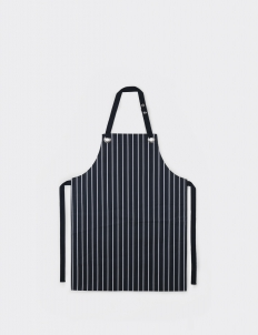 Oil Cloth Apron Stripes