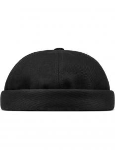 Black Miki Hat