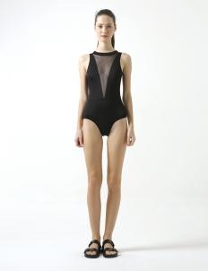 Noir V Swimsuit