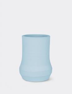 Baby Blue Doris Ceramic Vase