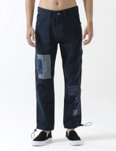 Locale Twill Patch Pants
