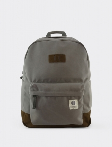 Memmo Ash Brown Suede Backpack