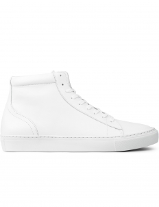 Leather Legend Hi-top Sneakers