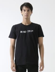 Mind Trip Black T-Shirt