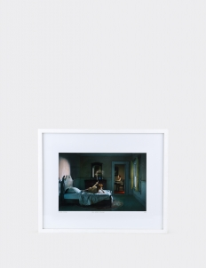 Pink Bedroom Odalisque / Richard Tuschman Wall Decoration