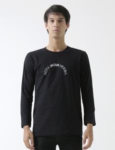Acta Non Verba Black T-shirt