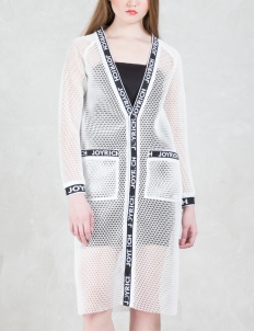 Joyrich Net Long Cardigan