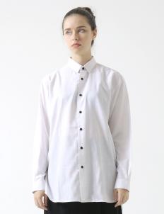 Wht Long Shirt